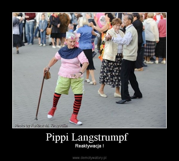 Pippi Langstrumpf   – Reaktywacja !