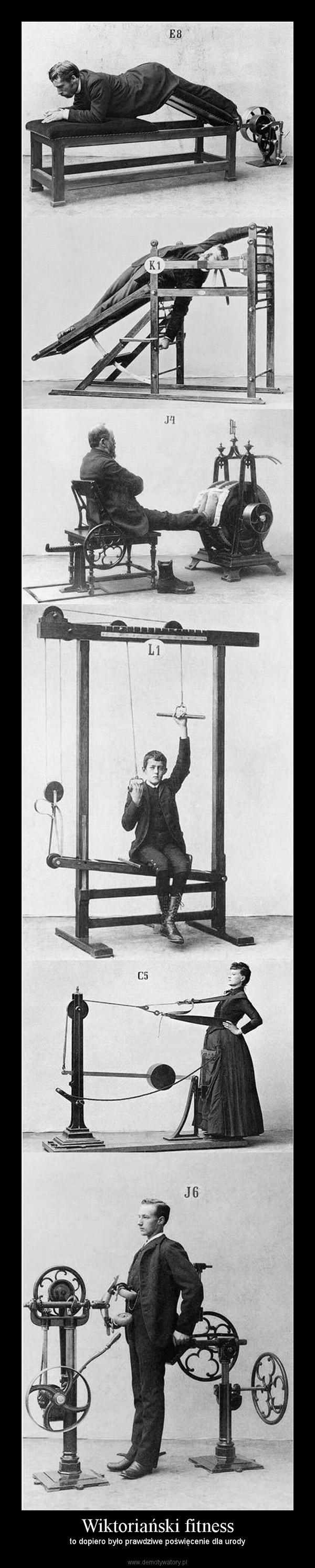 Wiktoriański fitness – to dopiero było prawdziwe poświęcenie dla urody