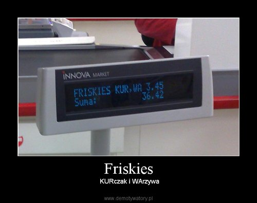Friskies