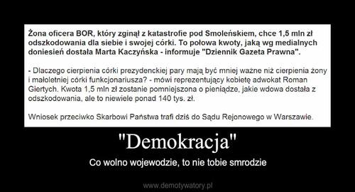 """""""Demokracja"""""""