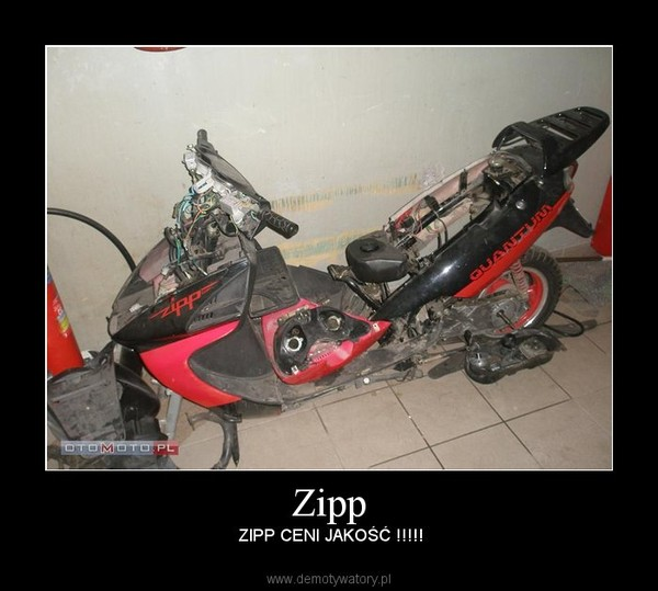 Zipp – ZIPP CENI JAKOŚĆ !!!!!