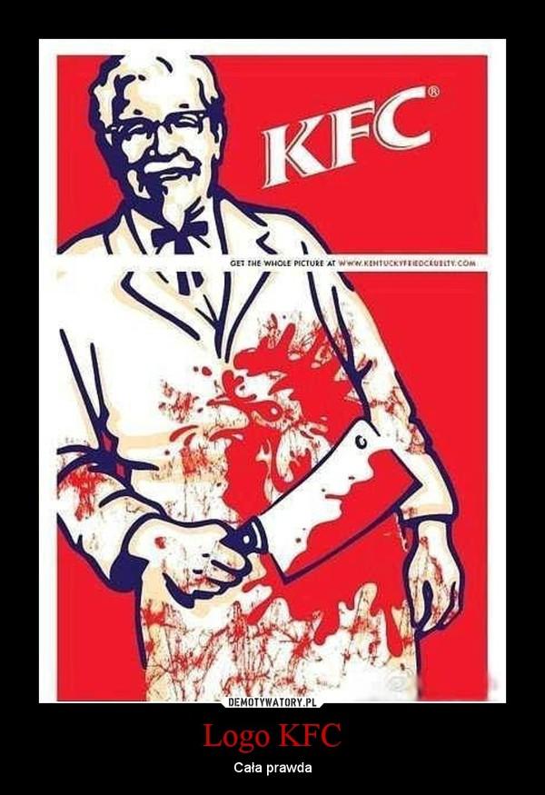 Logo KFC – Cała prawda