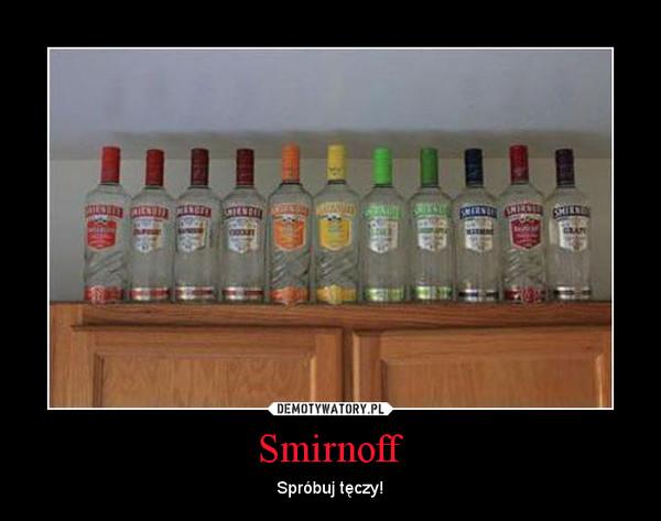 Smirnoff – Spróbuj tęczy!