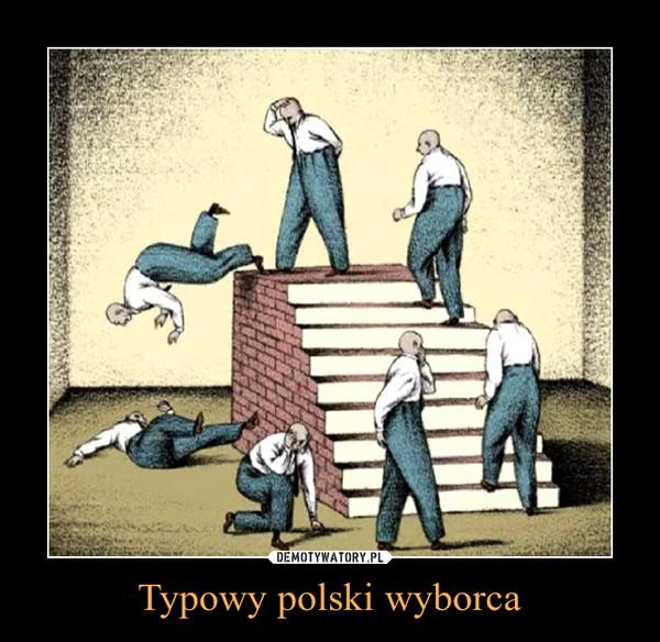 Typowy polski wyborca –