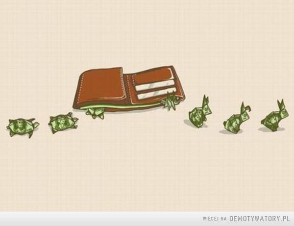 Pieniądze.... –