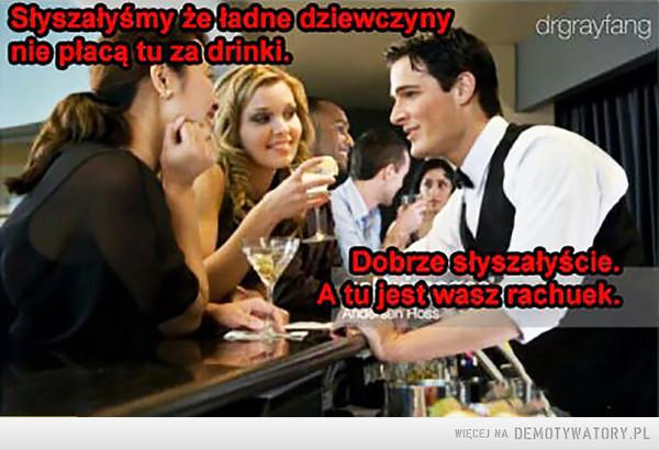 Darmowe drinki –