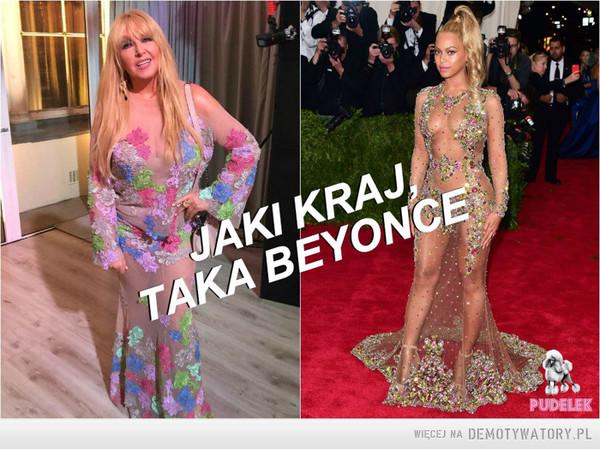 Nasza Beyonce –
