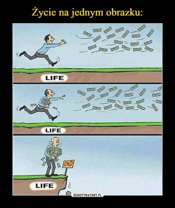 –  Life End
