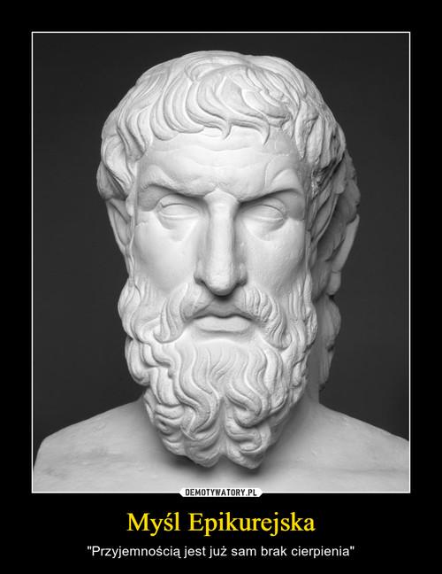 Myśl Epikurejska