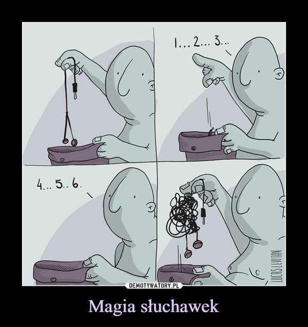 Magia słuchawek –
