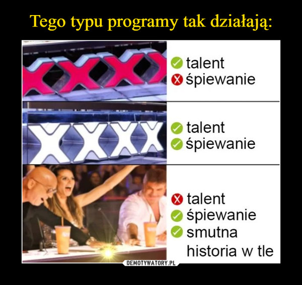 –  talent* śpiewanieクtalente śpiewanietalentSpiewaniesmutnahistoria w tle