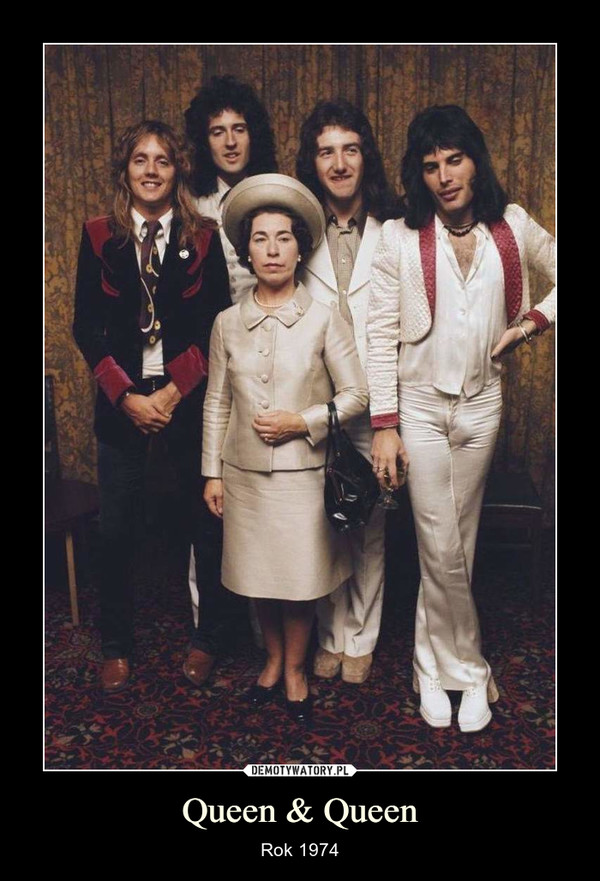 Queen & Queen – Rok 1974