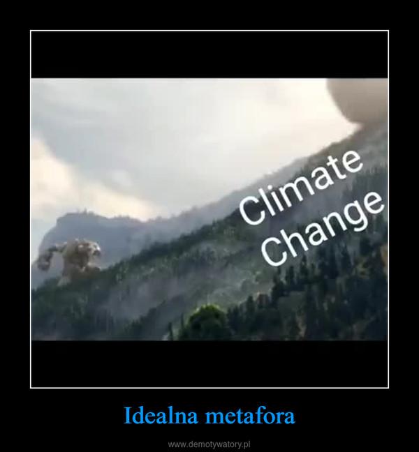 Idealna metafora –  Elektrownie atomowe vs zmiany klimatu - prościej się tego nie da przedstawić