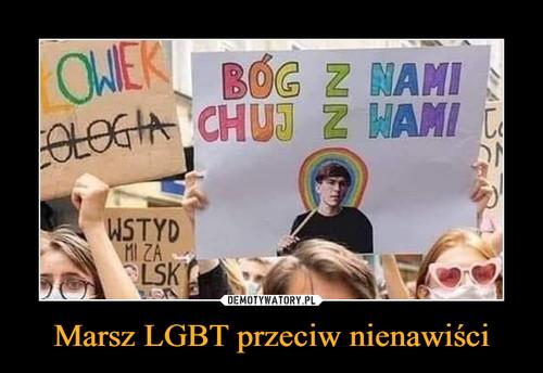 Marsz LGBT przeciw nienawiści