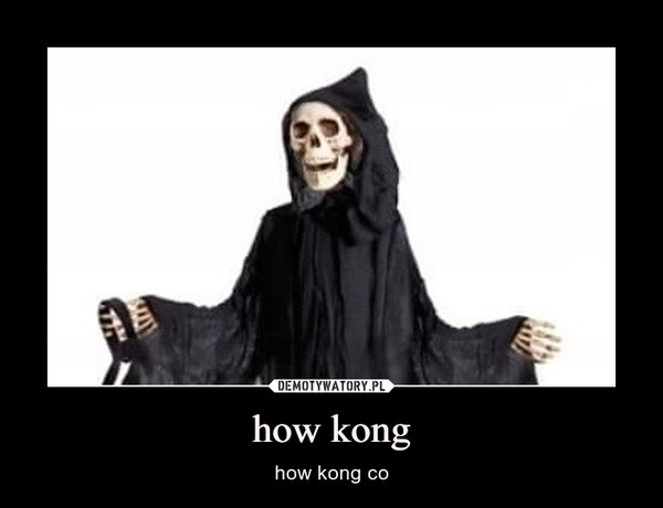 how kong – how kong co