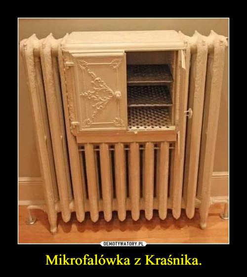 Mikrofalówka z Kraśnika.