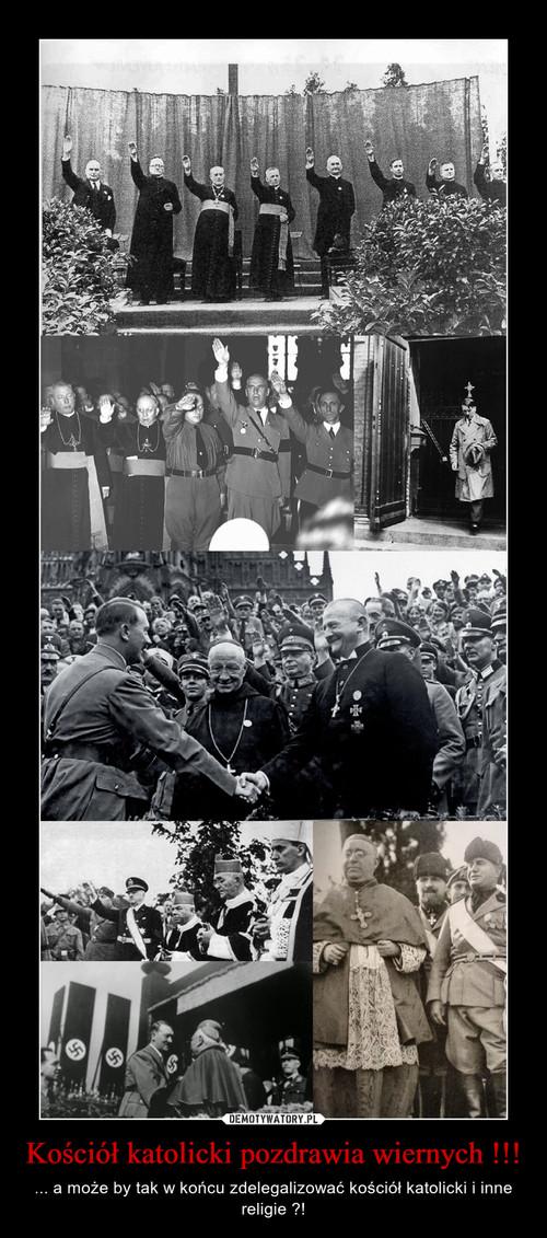 Kościół katolicki pozdrawia wiernych !!!