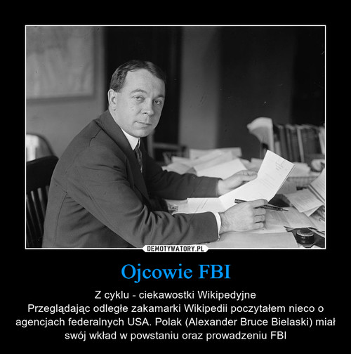 Ojcowie FBI