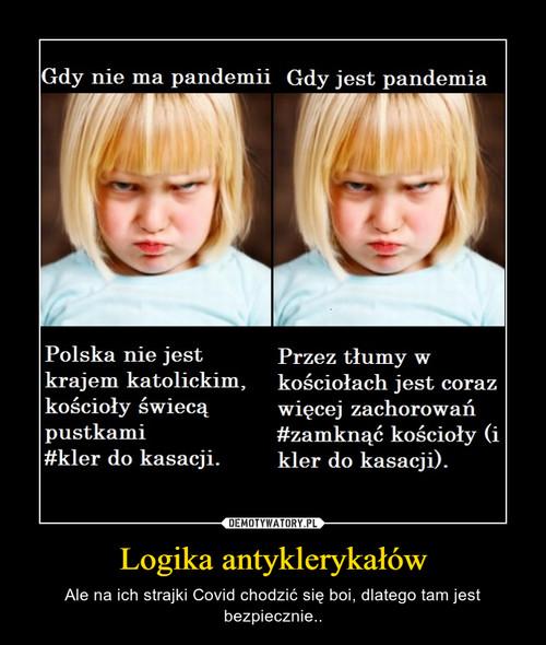 Logika antyklerykałów