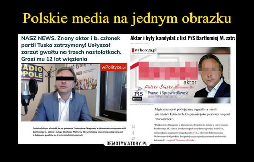 Polskie media na jednym obrazku