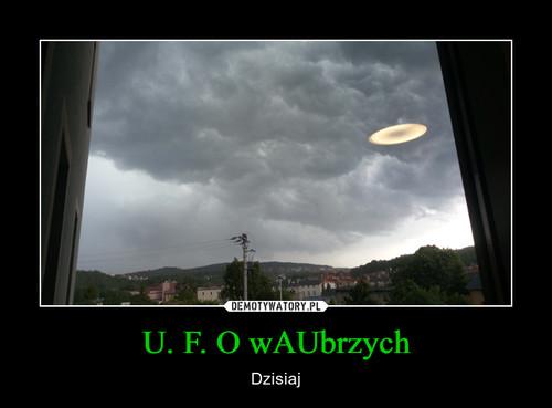 U. F. O wAUbrzych