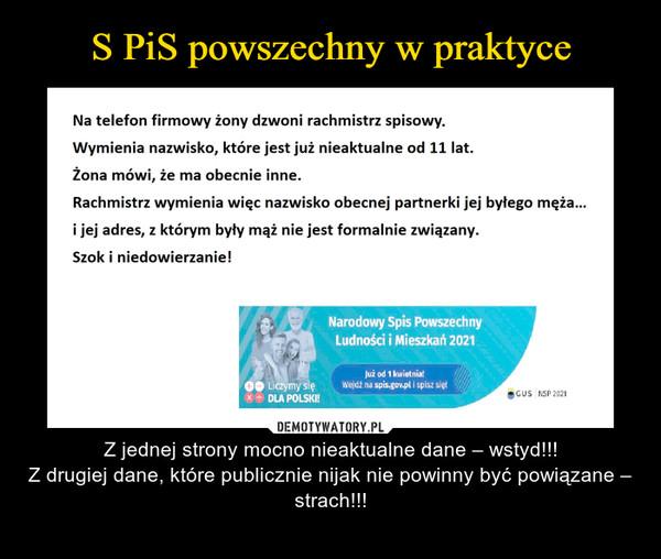 S PiS powszechny w praktyce